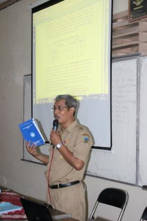 Workshop Penyusunan Form Evaluasi Diri PKG
